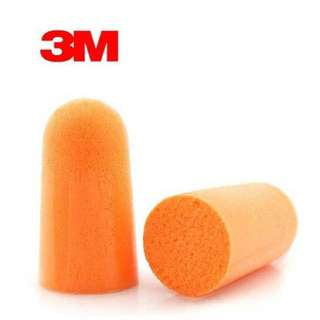 BN 3M Ear Plugs Earplugs Made In Brazil