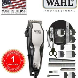 Professional Corded Hair Clipper from Wahl, used in almost all hair salons