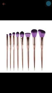 Makeup Brushes 8pc SALE !! $8 free mailing