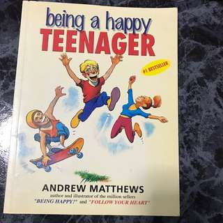 Being a happy teenager