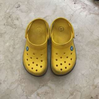 Crocs ori - Yellow