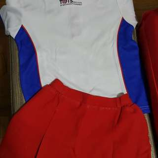 Sparkletots k1 girl clothing