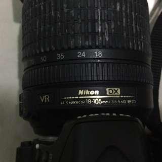 D3200+ lens
