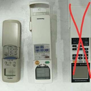 Air con remote controller