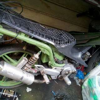 Motorcycle for Spare parts