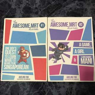 2 For $6 - The Awesome MRT diaries