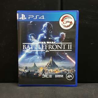 PS4 Star Wars Battlefront II 2 (Used Game)