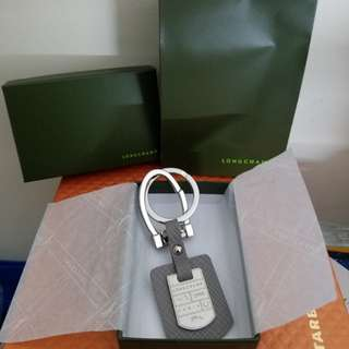 Longchamp keychain