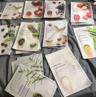 Innisfree Face Masks