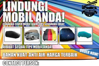 Cover mobil/selimut mobil