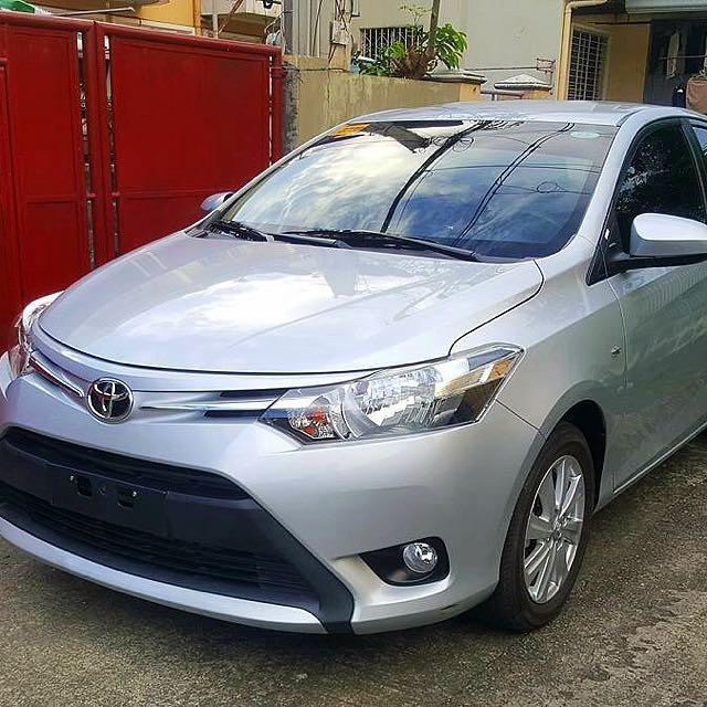 2016 Toyota Vios 1.3E M/T