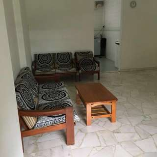 Pasir Ris 5-room HDB for rent