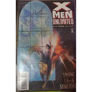 Pre-owned Comic Book - X-Men Unlimited No. 3
