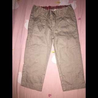 Bambini brown pants