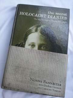 The secret holaucost diaries (the untold story of Nonna Bannister)