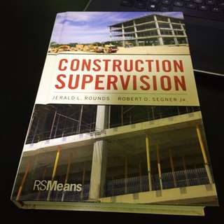 construction supervision by rounds and segner