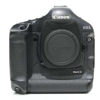 Canon EOS 1D Mark IV Body Only