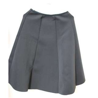 黑色太空棉半身裙 有鬆緊 只有下水洗沒外出穿過