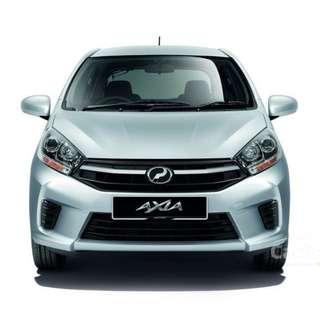 2018 Perodua Axia G 1.0 (A) TERLAJAK LARIS