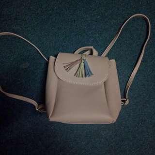 Bagpack /sling bag