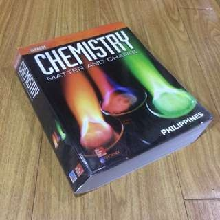CHEMISTRY: Matter and Change Textbook