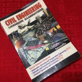 Civil Engineering Licensure Examinations