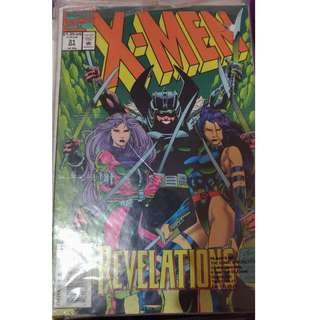Pre-owned Comic Book - X-Men no. 31 (Revelations)