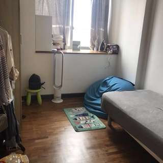 One Common Room in Tanamera Crest for Rent