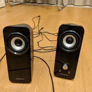 Creative Inspire T12 Desktop Speakers