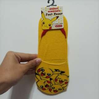 比卡超襪/ pokemon船襪