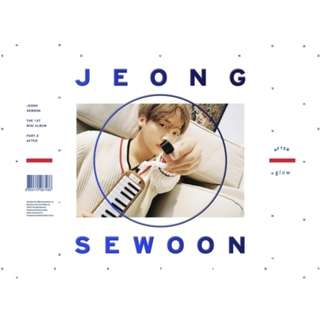 Jeong Se Woon - Mini Album Vol. 1 Part 2 [After]