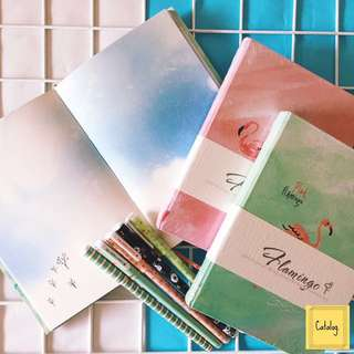 Flamingo Notebooks