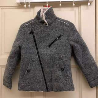 Zara 8yo boys knitwear jacket