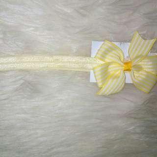 Headband Yellow