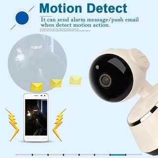 Wifi Smart Net Camera V380 360 Degree Rotation