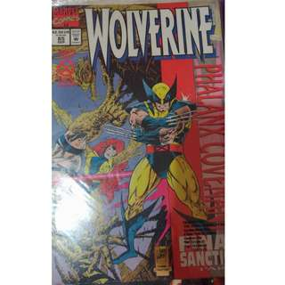 Pre-owned Comic Book - Wolverine No. 85