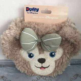 Last PCS Left Disney Duffy Bear Shelie May Drawstring Pouch