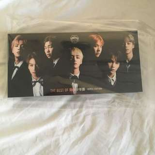Best of BTS (korean version) limited edition DVD + CD