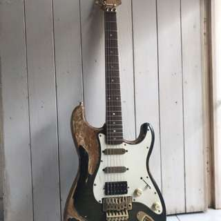 MIJ Fender Strat Floyd Rose