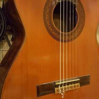 Made in Japan susuki classical guitar