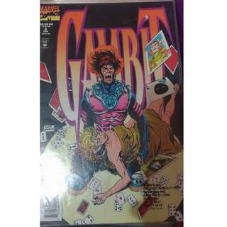 Pre-owned Comic Book - Gambit No. 2