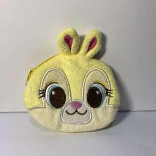 🚚 全新 miss bunny 邦尼兔零錢包 可掛包包