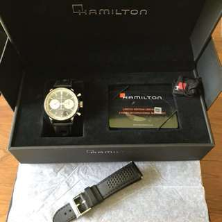 Hamilton Intramatic 1968 Chronograph.