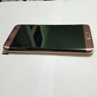 Samsung S7 edge 32gb 雙咭 藍or粉紅