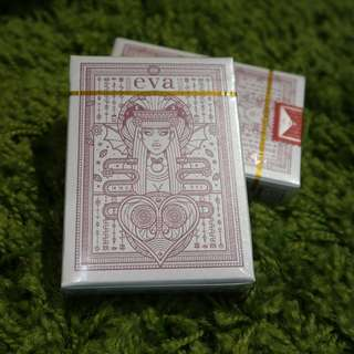 Eva Playing Cards
