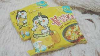 Samyang Spicy Noodles - Cheese