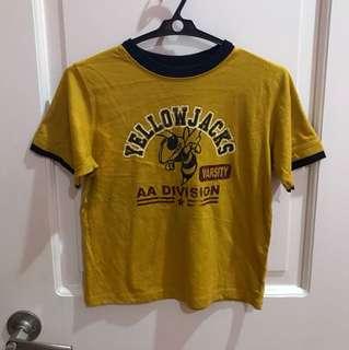 Yellow Jacks Shirt