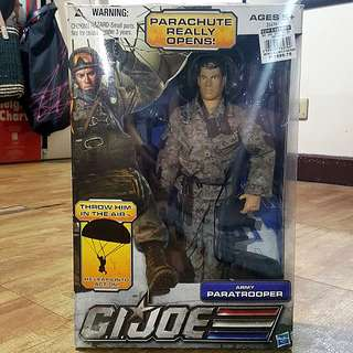 Pre❤ Original G.I. Joe Army Trooper