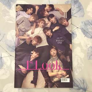 [WTS] Wanna One 1st Look Magazine