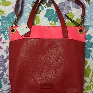 Authentic FOSSIL Tote